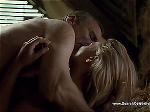 awesome Amy Locane has puny tits and likes rock-hard chisel