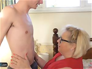 AgedLovE huge-boobed Matures xxx penetrate Compilation