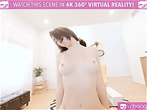 VR porno - JOSELINE KELLY MY SISTERS super hot mate tear up