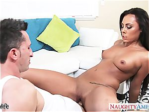 uber-sexy Gianna Nicole gets a enormous penis in her tight gash