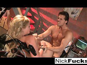 Nick pounds Phoenix Marie