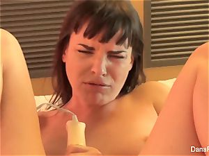 Dana DeArmond & Sovereign Syre have fun with each other