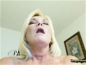 Ms Paris Rose and Her internal cumshot bevy