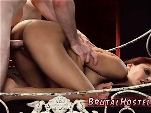 bondage anal internal cumshot and ts punishment hard-core poor lil' Jade Jantzen, she just dreamed to