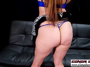 ConorCoxxx-Sheila Marie pov handjob breast fucking